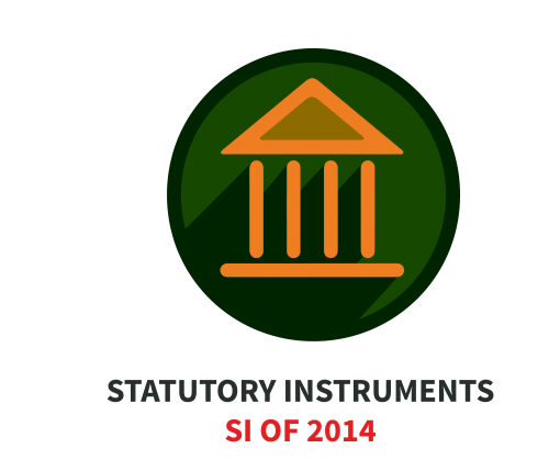 The Legal and Justice Sector Reform Commission – Statutory Instrument No. 22 of 2014
