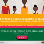 thumbnail of The Status Of Girls Education In Zambia Presentation