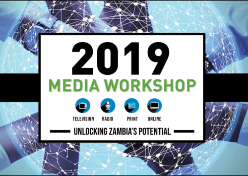 PMRC Media Workshop – Lusaka