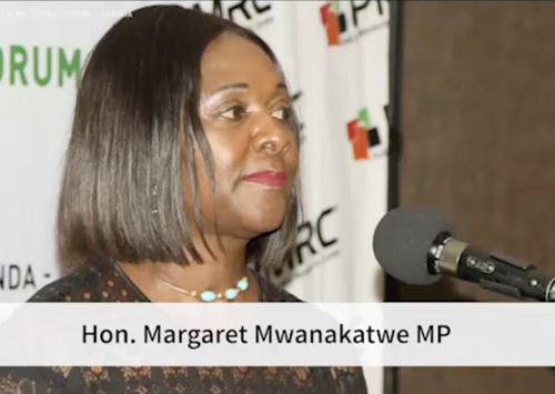 AFRICA-CHINA THINK TANKS FORUM – Hon. Margaret Mwanakatwe MP Speech