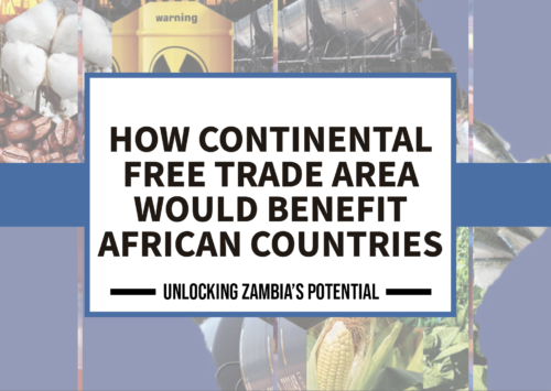 BLOG – How Continental Free Trade Area would benefit African countries
