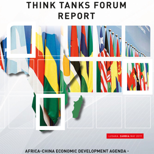 Africa China Think Tanks Forum – 2019 Report
