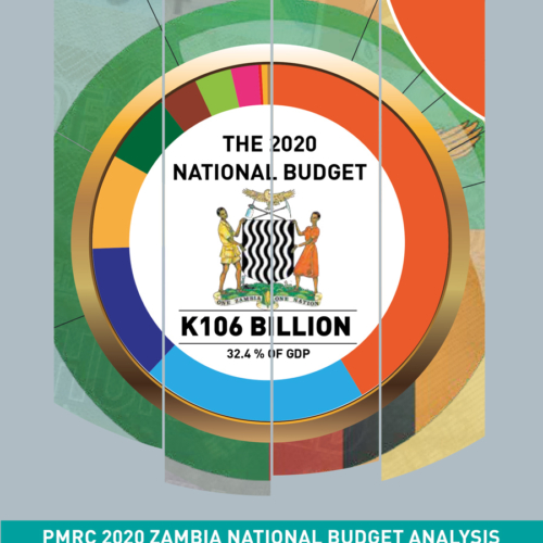 PMRC 2020 Zambia National Budget Analysis