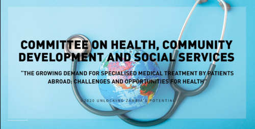 Committee on Health, Community Development and Social Services
