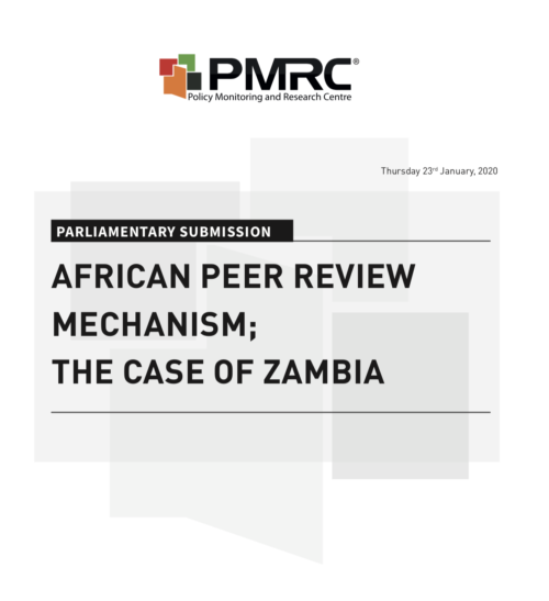 Parliamentary Submission APRM Review