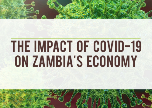 Blog – The Impact of Covid-19 on Zambia's Economy