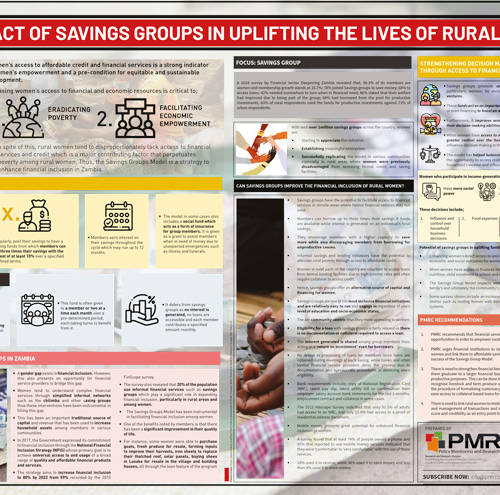 The Impact of Savings Groups in Uplifting the Lives of Rural Women