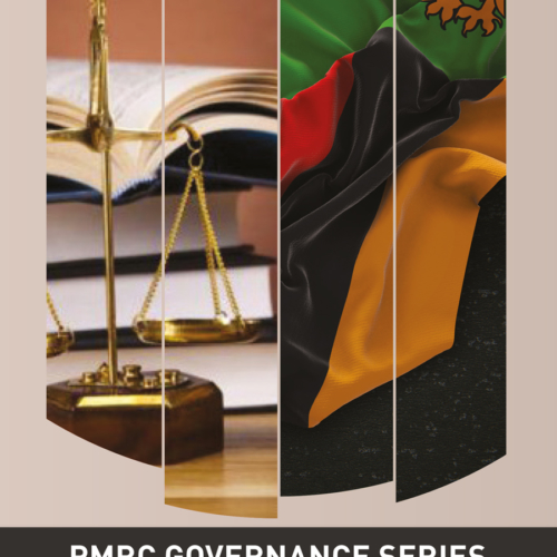 PMRC Governance Series 2020 1st Quarter Governance and Policy Review