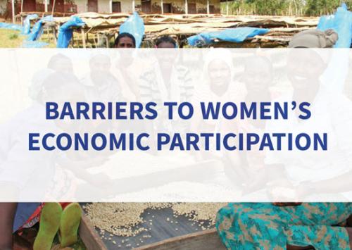 Blog – Barriers to Women's Economic Participation
