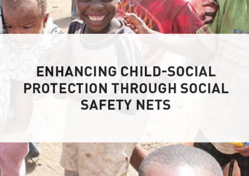 Blog – Enhancing Child-Social Protection through Social Safety Nets