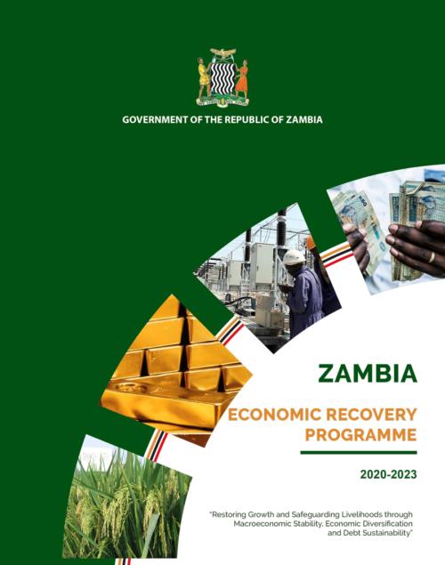 2020 Economic Recovery Report MOF