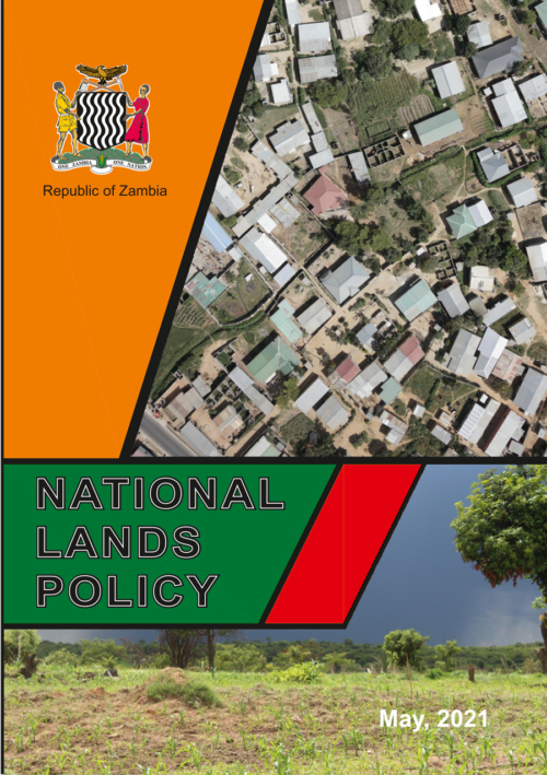 National Lands Policy