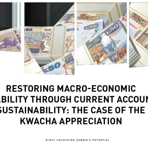 PMRC Press Statement – Restoring Macro-Economic Stability Through Current Account Sustainability: The Case Of The Kwacha Appreciation