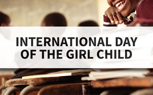 Press Statement – International Day of the Girl Child